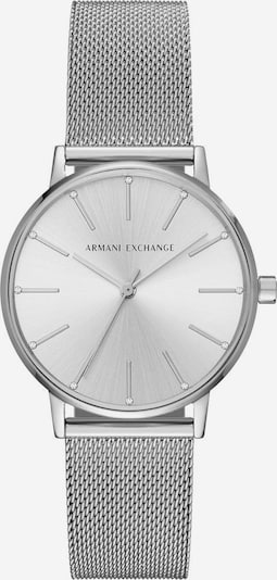 ARMANI EXCHANGE Quarzuhr 'AX5535' in silber, Produktansicht