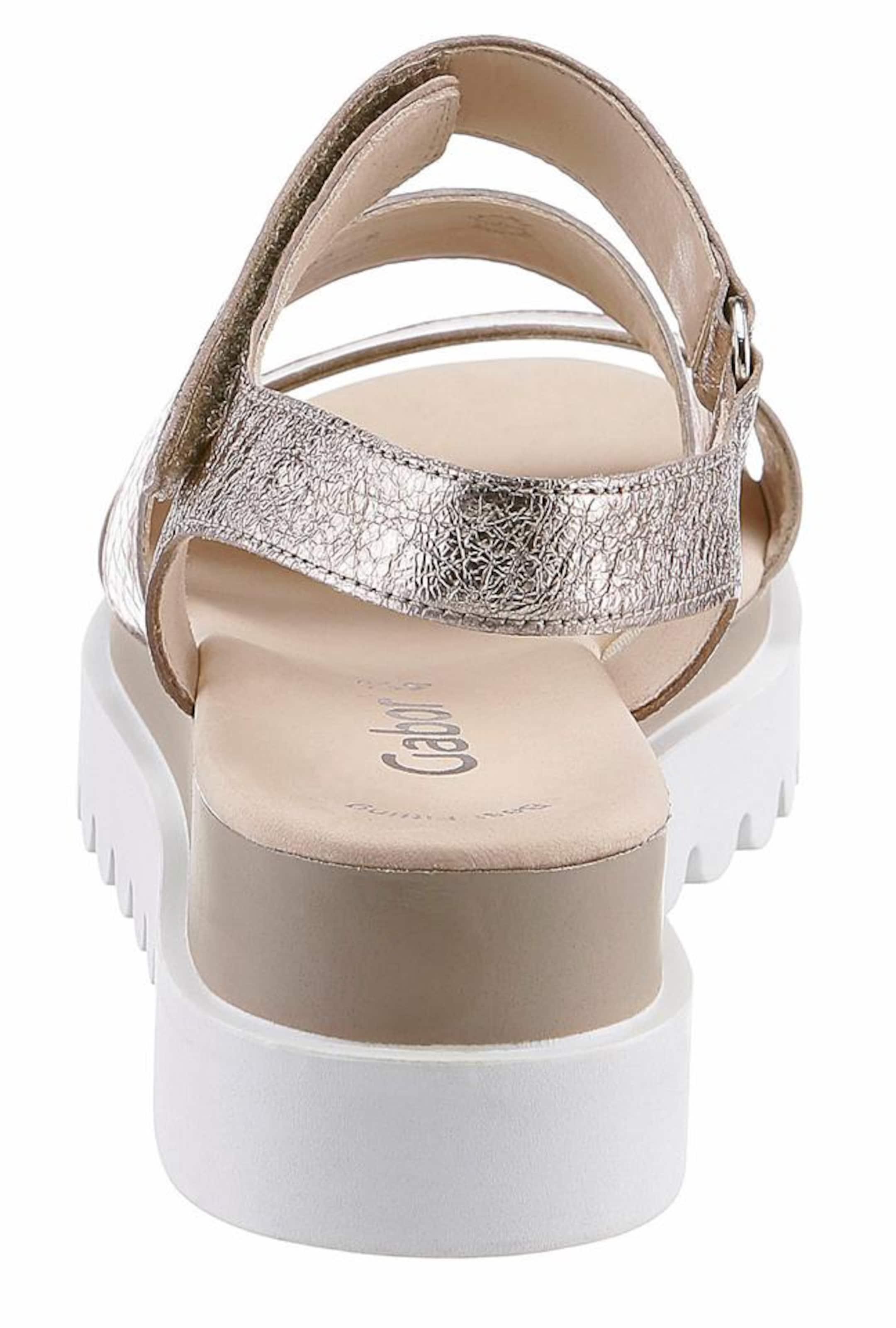 Sandalette In In Rosegold Gabor Sandalette In Rosegold Rosegold Sandalette Gabor Gabor Gabor In Sandalette DIHE2W9