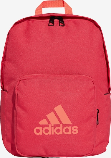 ADIDAS PERFORMANCE Sports backpack in pink, Item view