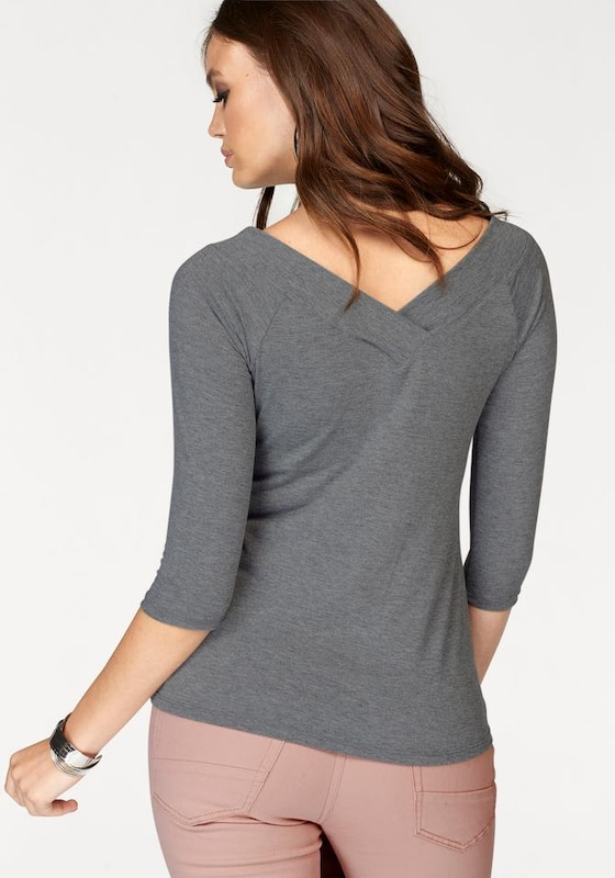 MELROSE 3/4-Arm-Shirt