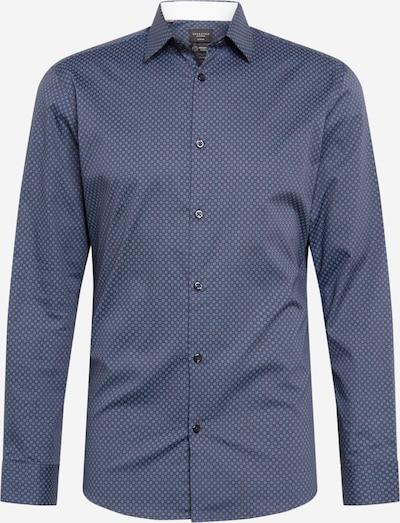 SELECTED HOMME Hemd in navy / hellblau, Produktansicht