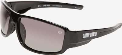 CAMP DAVID Sunglasses in Black, Item view