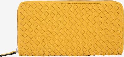 TAMARIS Portemonnaie 'Amber' in gelb, Produktansicht