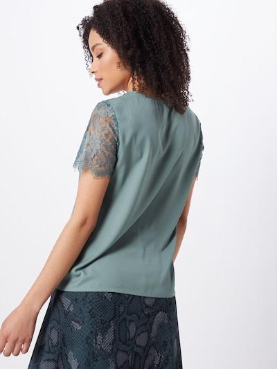 VERO MODA Koszulka 'ASHLEY' w kolorze miętowym: Widok od tyłu