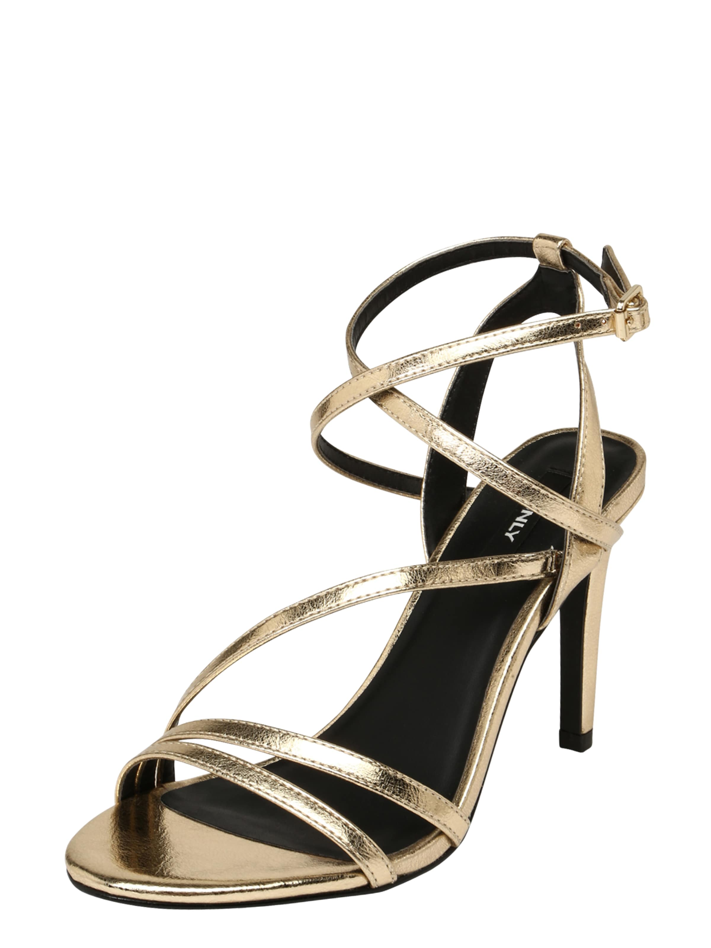 ONLY High Heel 'AILA' in Gold