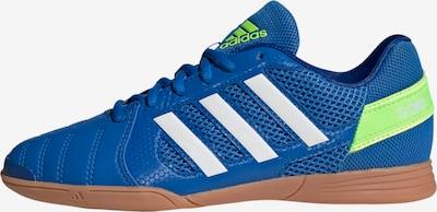 ADIDAS PERFORMANCE Chaussure de sport 'Top Sala' en bleu / pomme / blanc, Vue avec produit