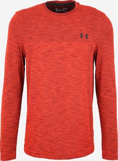 UNDER ARMOUR Langarmshirt 'Vanish Seamless' in rot, Produktansicht