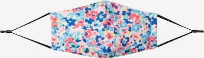Hailys Masque en tissu 'Flower 1' en mélange de couleurs, Vue avec produit