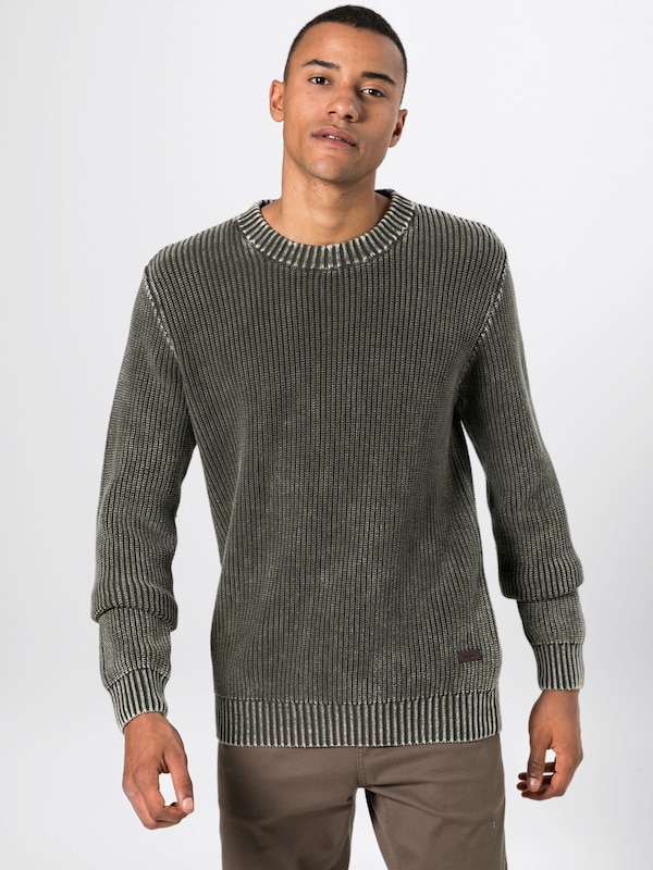 Pepe Olive Jeans 'leicester' Pull over En thQsrdC