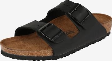 Chaussures ouvertes 'Arizona' BIRKENSTOCK en noir