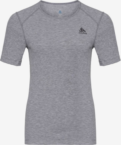ODLO Shirt in graumeliert, Produktansicht