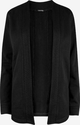 trueprodigy Sweatjacke 'Lauren' in schwarz, Produktansicht