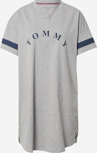 Tommy Hilfiger Underwear Chemise de nuit en gris, Vue avec produit