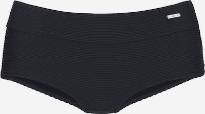 SUNSEEKER Bikinihose in schwarz, Produktansicht