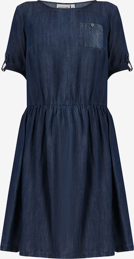 Finn Flare Jeanskleid in dunkelblau, Produktansicht