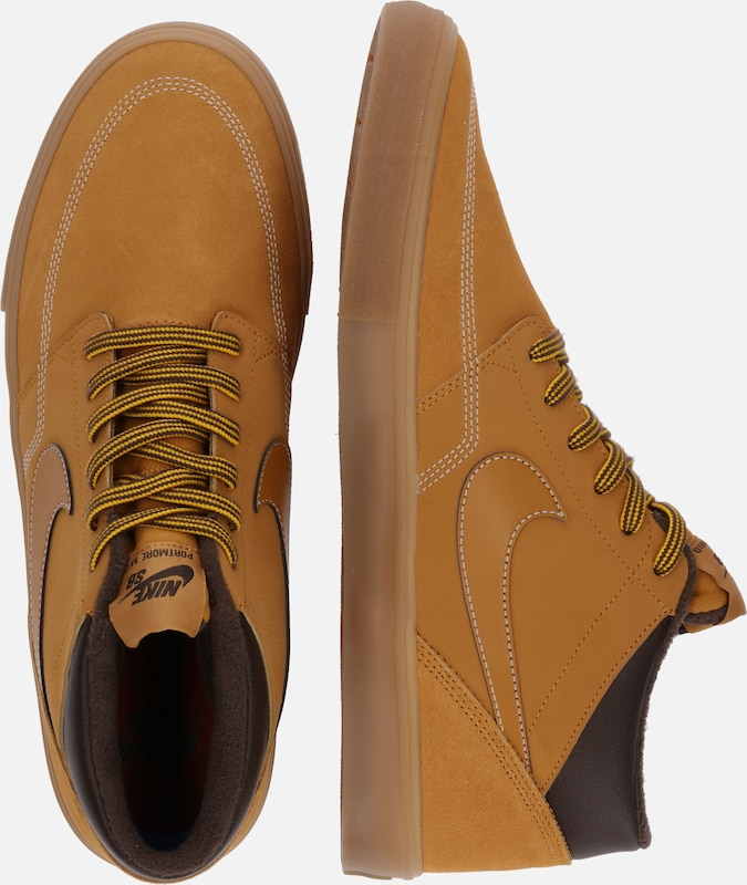 Sb En Portmore' Basses Nike 'solarsoft Baskets CognacBrun Foncé NkO0PwXn8Z