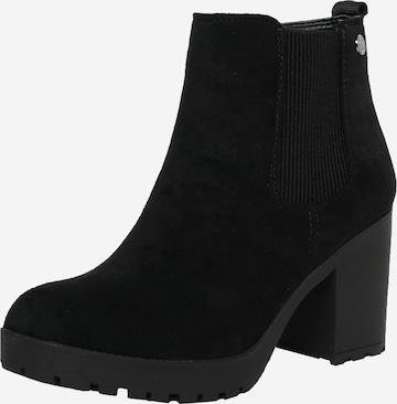 Chelsea Boots Refresh en noir