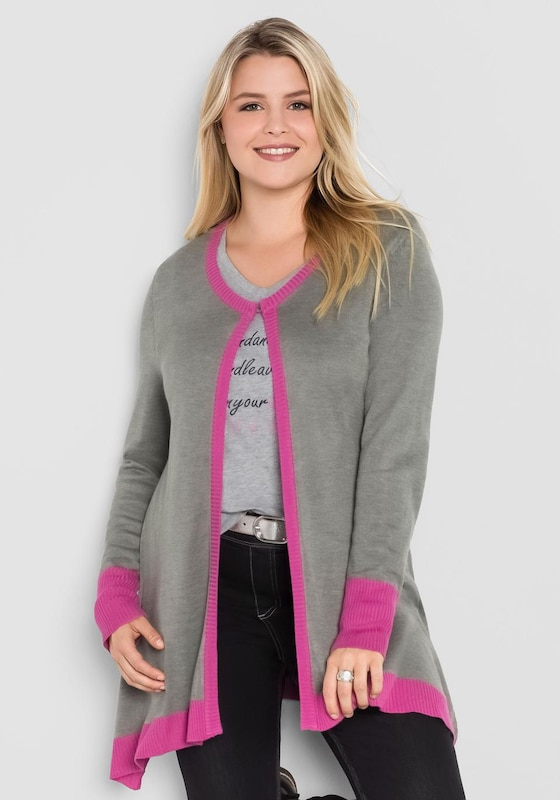 sheego casual Cardigan