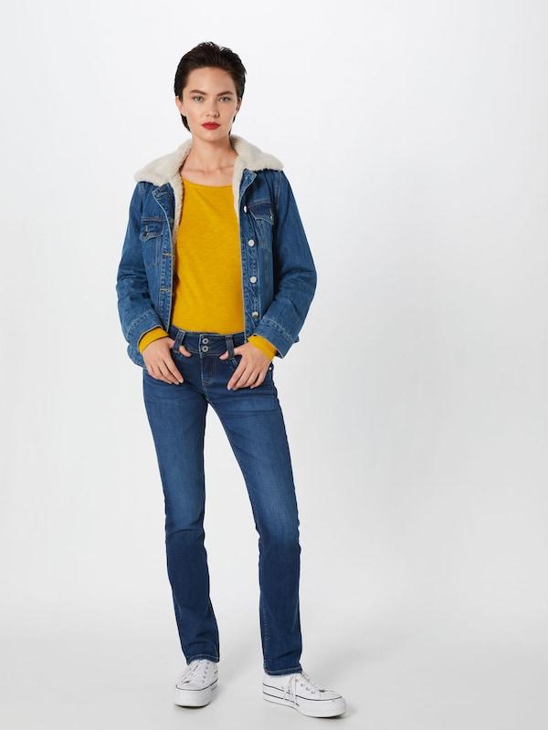 Pepe Jeans Denim Bleu En Jean 'gen' LqzjSUGVpM