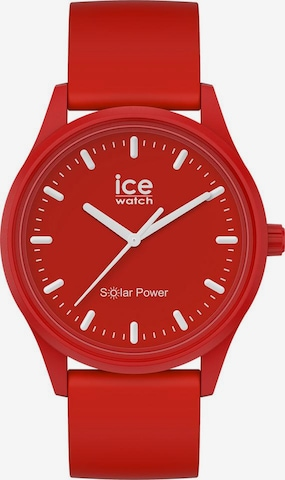 ICE WATCH Analog Watch in Red