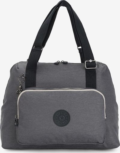 KIPLING Wickeltasche 'Peppery Lenexa' in grau / schwarz, Produktansicht