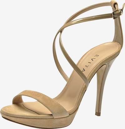 EVITA Sandalette in beige, Produktansicht
