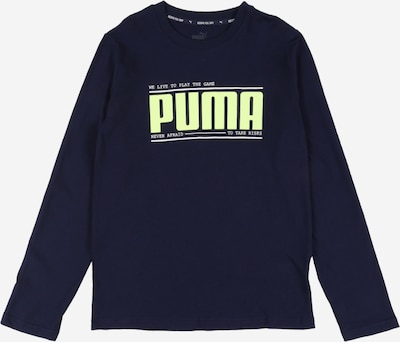 Marškinėliai 'Active Sports Longsleeve Tee B' iš PUMA , spalva - mėlyna, Prekių apžvalga