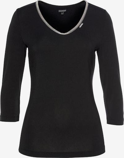 BRUNO BANANI Shirt in schwarz, Produktansicht