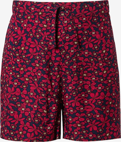 KIDS ONLY Shorts 'Konella' in blau / rot, Produktansicht