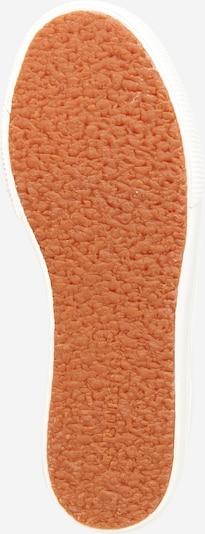 SUPERGA Sneaker in weiß: Ansicht von unten