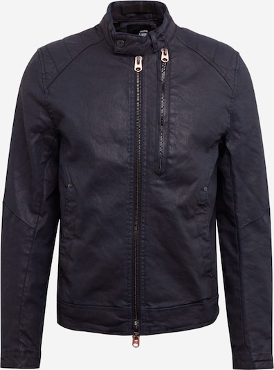 G-Star RAW Tussenjas in de kleur Black denim, Productweergave