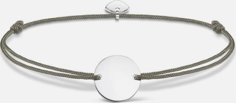 Thomas Sabo THOMAS SABO Armband 'Little Secret Coin, LS025-173-5-L20v'