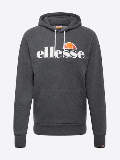 ELLESSE Sweatshirt 'GOTTERO' in dunkelgrau / mischfarben, Produktansicht
