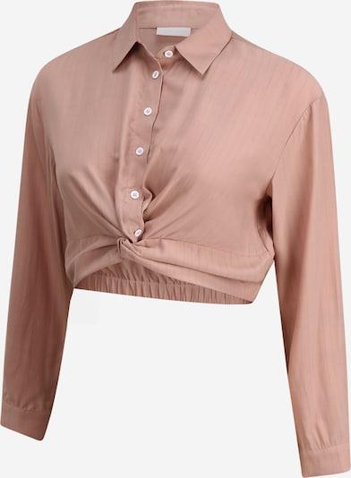 MAMALICIOUS Bluzka w kolorze stary różm, Podgląd produktu