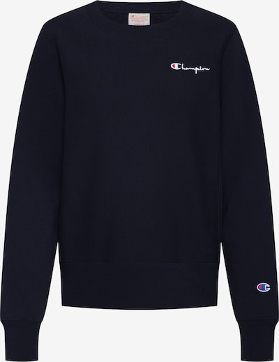 Champion Reverse Weave Dressipluus 'small script crewneck' must, Tootevaade