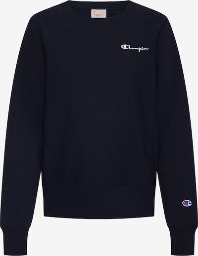 Champion Reverse Weave Sweatshirt 'small script crewneck' in schwarz, Produktansicht
