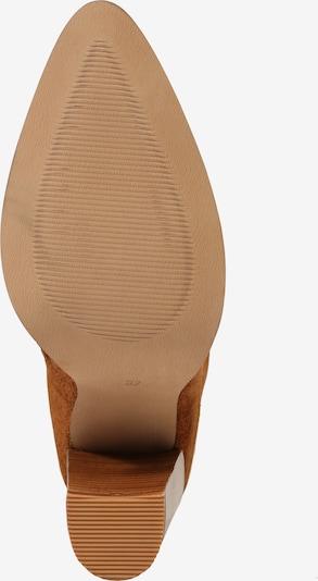 Auliniai batai su kulniuku 'Soraya' iš ABOUT YOU , spalva - ruda (konjako): Vaizdas iš apačios