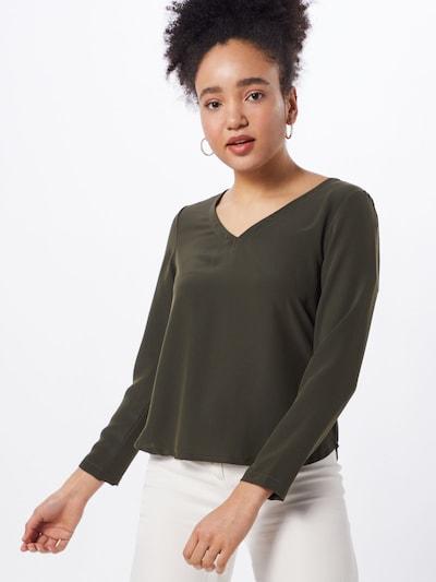 Palaidinė 'Leslie' iš ABOUT YOU , spalva - rusvai žalia / tamsiai žalia, Modelio vaizdas