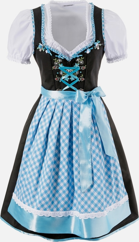 STOCKERPOINT Dirndl 3tlg.
