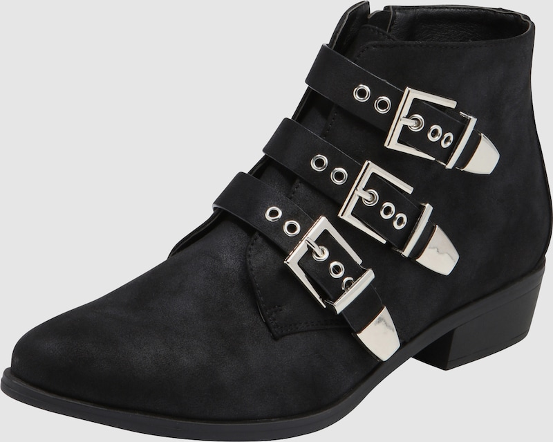 Emily And Eve Ankle Boots Kris Belt With