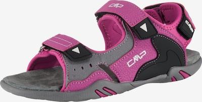 CMP Sandalen 'Alphard' in grau / mischfarben / pink, Produktansicht