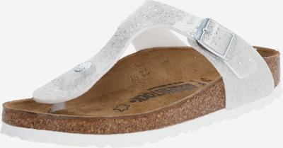 Atviri batai 'Gizeh Kids BF' iš BIRKENSTOCK , spalva - Sidabras, Prekių apžvalga