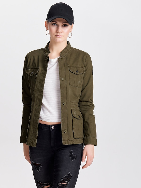 ONLY Detailreiche Jacke