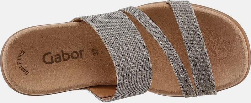 Haltbare Mode billige Schuhe Schuhe Schuhe GABOR   Pantolette Schuhe Gut getragene Schuhe 18671a