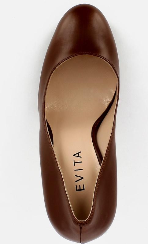 Evita In Evita Cognac Pumps 'cristina' Cognac Pumps Pumps Evita 'cristina' In OUpUq6Erc