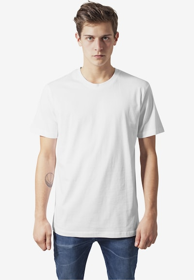 Urban Classics T-Shirt in weiß: Frontalansicht