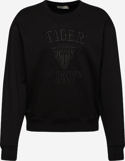 Tiger of Sweden Sweatshirt 'ZOAB' i sort, Produktvisning