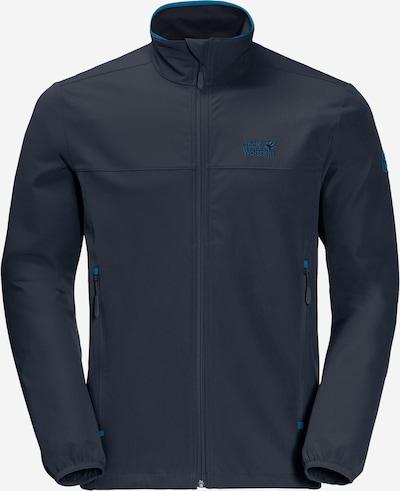 JACK WOLFSKIN Outdoorová bunda 'Crestview' - noční modrá, Produkt