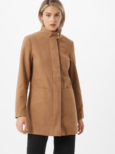 ONLY Mantel in camel, Modelansicht