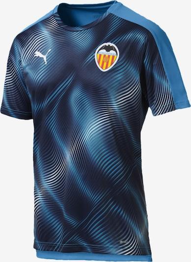 PUMA Tricot 'Valencia CF' in de kleur Navy / Lichtblauw, Productweergave